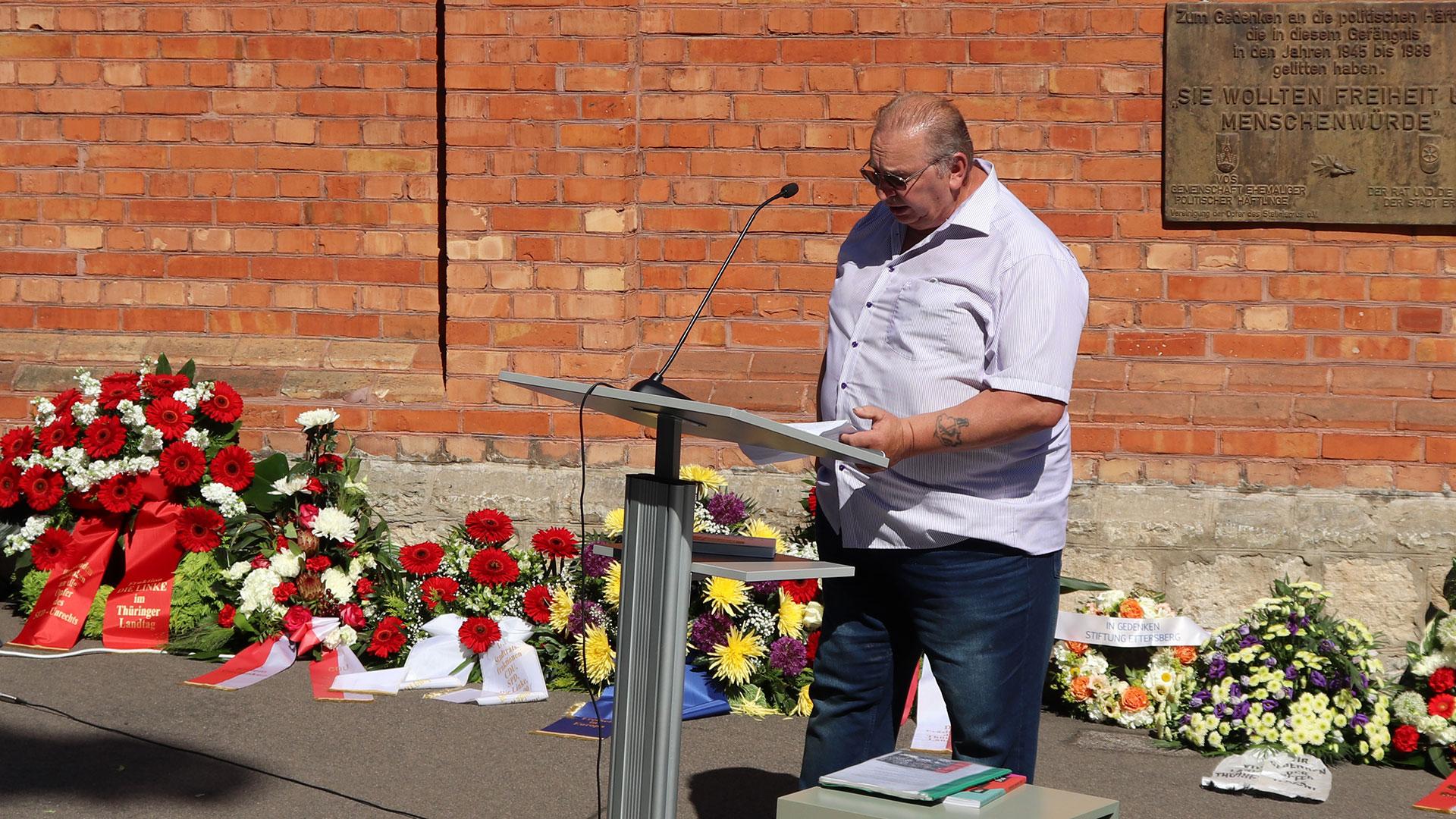 Ein Tag des Gedenkens an den Volksaufstand - Gedenkfeier zum 17.Juni 2021 – Freiheit – Förderverein Gedenkstätte Andreasstraße e.V.