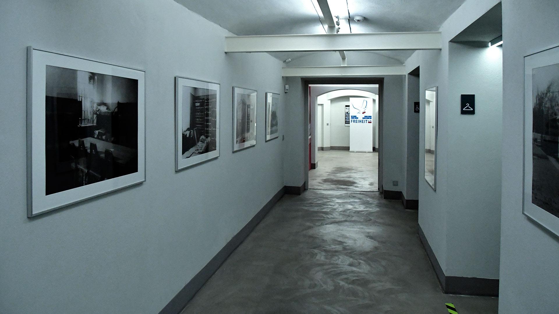 Unterstützer gesucht-Haftetage Förderverein Gedenkstätte Andreasstraße