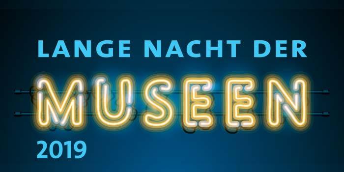 Lange Nacht der Museen - Lange Nacht der Museen 2019 Förderverein Gedenkstätte Andreasstraße